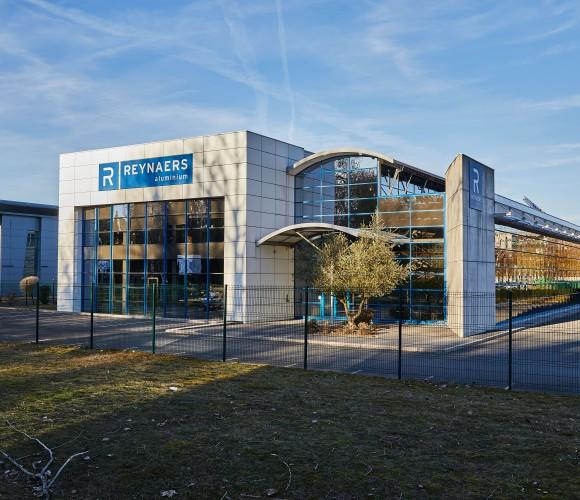 Parc d'Activités Université-Gare Reynaers