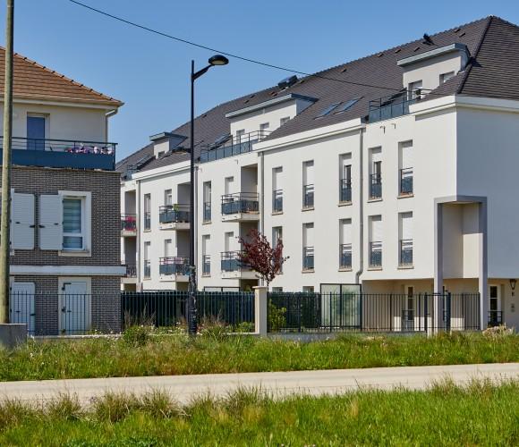 quartier Clé de Saint-Pierre immeubles