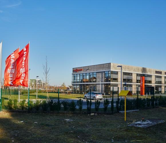 Parc d'Activités Université-Gare Viessmann