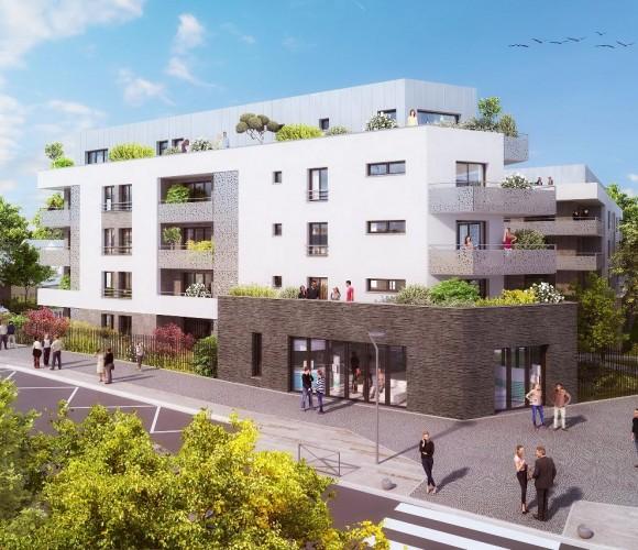 "arboretum de chanteloup logements European Homes ""Le Clos des Hauldres"""