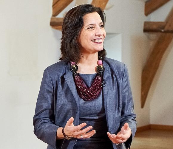 Aude Debreil, Directrice générale de l'EPA Sénart