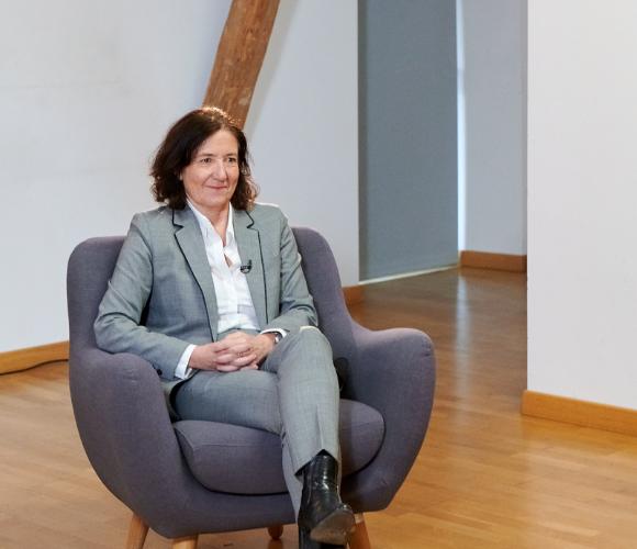 Agnès Ramillon Directrice générale adjointe de l'EPA Sénart