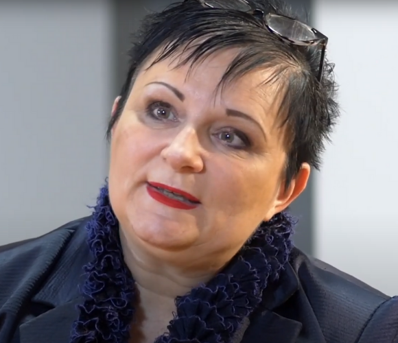Marie-Line Pichery, Présidente du Conseil d'administration de l'EPA Sénart