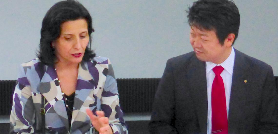 Le japonais IRIS Ohyama s'implante à Sénart