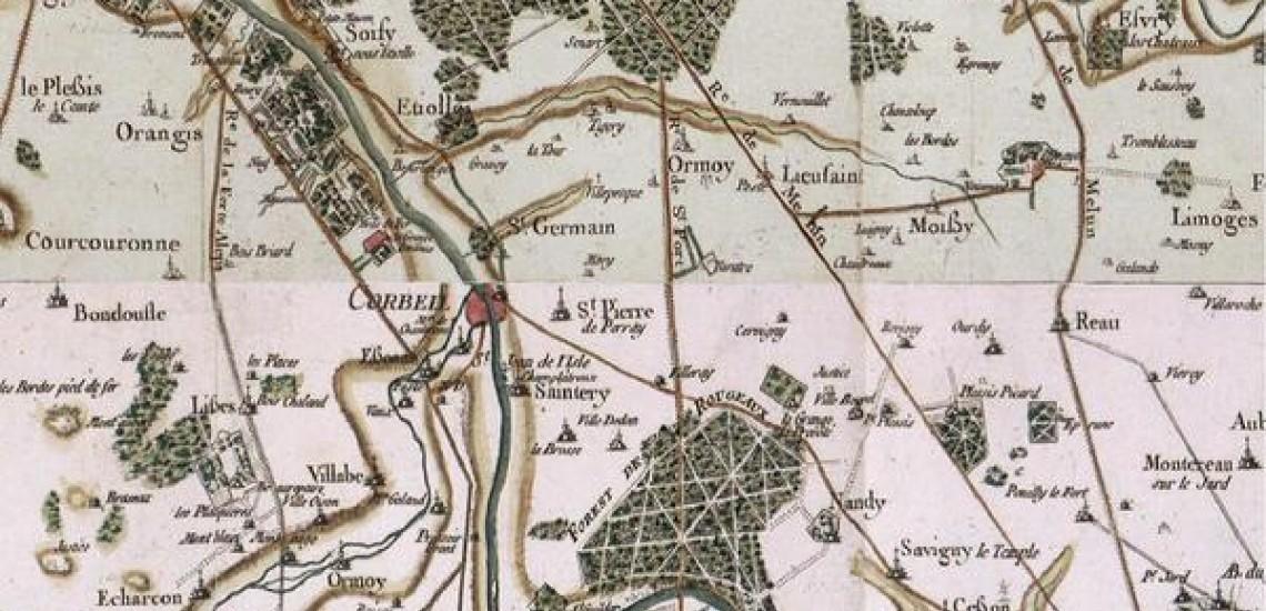 Conférence historique « Entre Brie et Hurepoix »