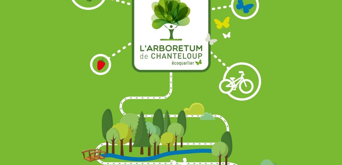 Le 22 septembre, Investissez l'écoquartier de l'Arboretum de Chanteloup