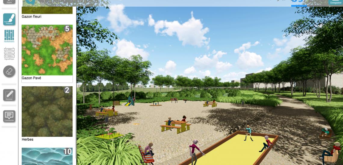 Imaginez, participez, créez le futur Parc du Balory à Vert-Saint-Denis