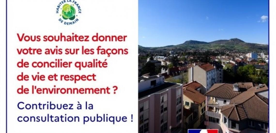 HABITER LA FRANCE DE DEMAIN
