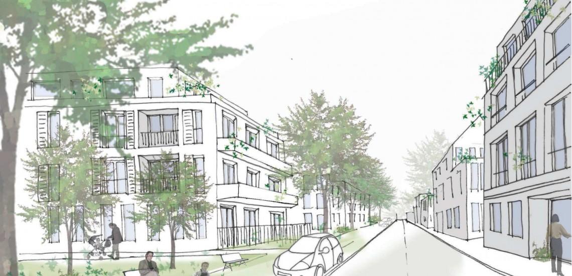 L'EPA Sénart lance une consultation pour une mission d'architecte-coordonnateur pour la future ZAC de Cesson Centre