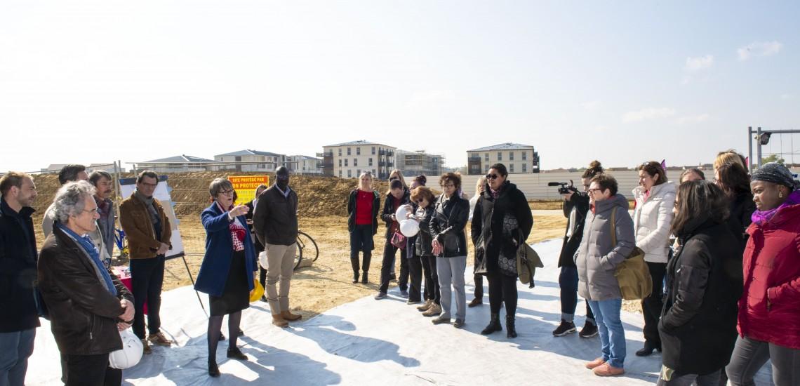 La crèche de l'Arboretum de Chanteloup ouvrira ses portes en 2020